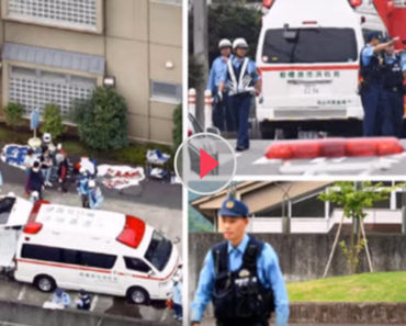 Japan Knife Attack