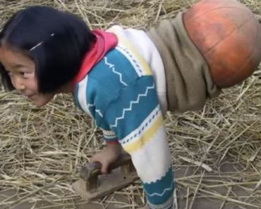 An Inspiring Story Of A Girl Which Has No Legs...Truly Amazing! Watch Here.......