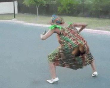 Best Grandma Dance Collection